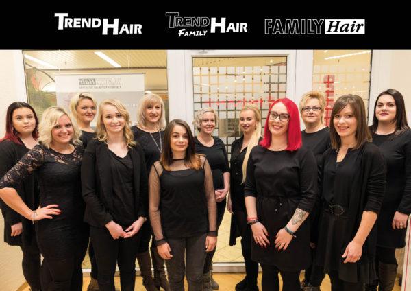 Trend Hair Team - Jetzt Teil des Teams werden und nach Jobs bei Trend Hair gucken