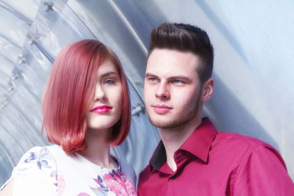 purepigments Jobs für Friseure Ausbildung bei Trend Hair