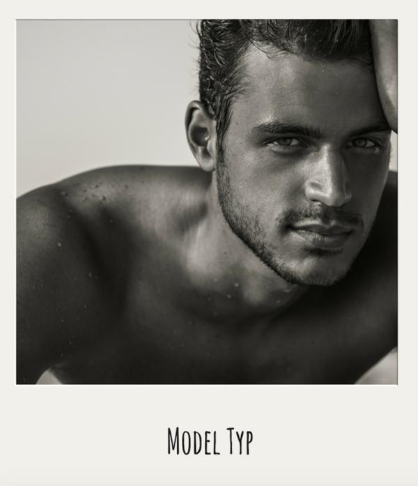 Model Typ - Männerecke