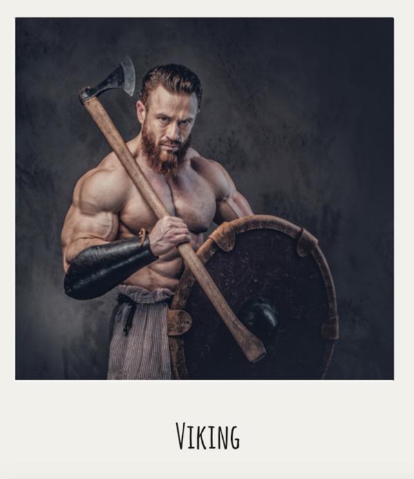 Viking - Männerecke