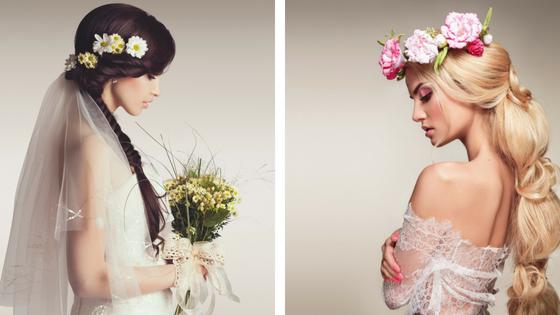 bride für HP Specials Trend Hair Friseur in meiner Nähe - Brautstyling Brautfrisuren