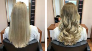 Trend Hair Lounge - Friseur in Oldenburg Balayage Seminar // Vorher Nachher - Typveränderung Balayage Seminare für Friseure