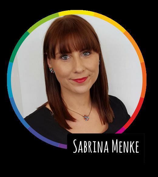 Coloristin und Farbexpertin Sabrina Menke - Trend Hair: Haare selber färben