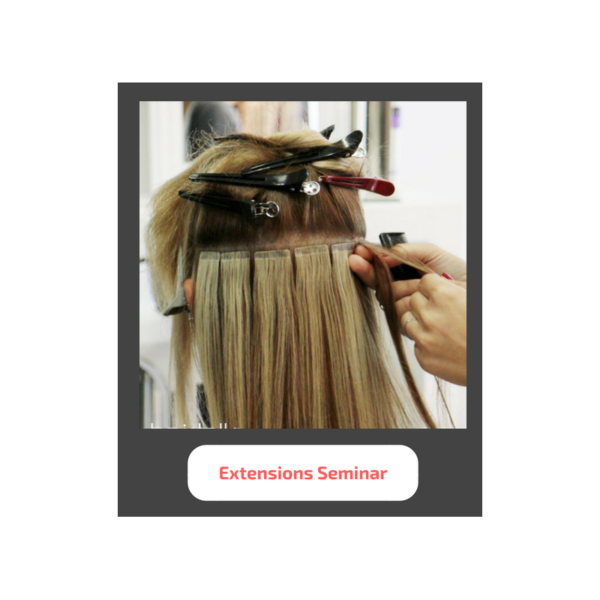 extensions seminar - Seminare für Friseure