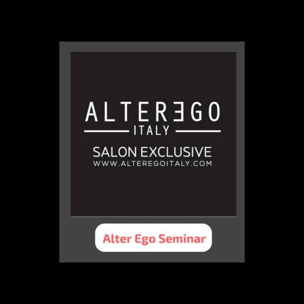 Seminare für Friseure Alter ego
