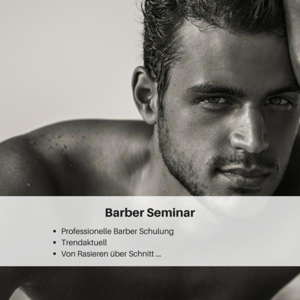Weiterbildung Friseur, Friseur Weiterbildung, Weiterbildung für Friseure,f Barber Seminar - Seminare für Friseure