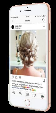 handy mit instagram #hairlichkeiten