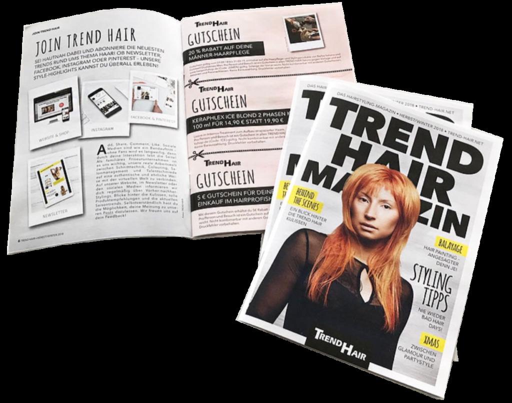 Trend Hair Magazin Friseur