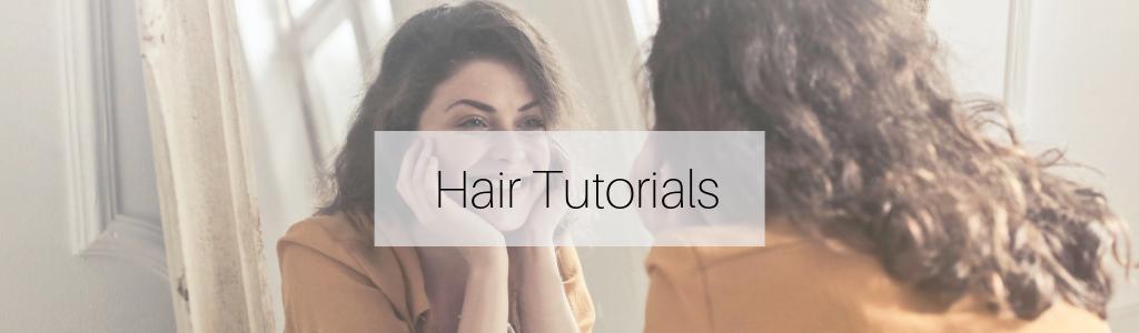 Willkommen Hair Tutorials, Locken mit Glätteisen